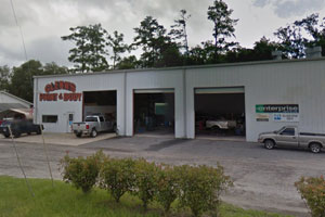 Glenn's Paint & Body - Auto Body Repair Shop in Hilliard, FL