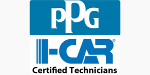 Glenn's Paint & Body - PPG Collision Repair Center - I-Car Certified Technicians